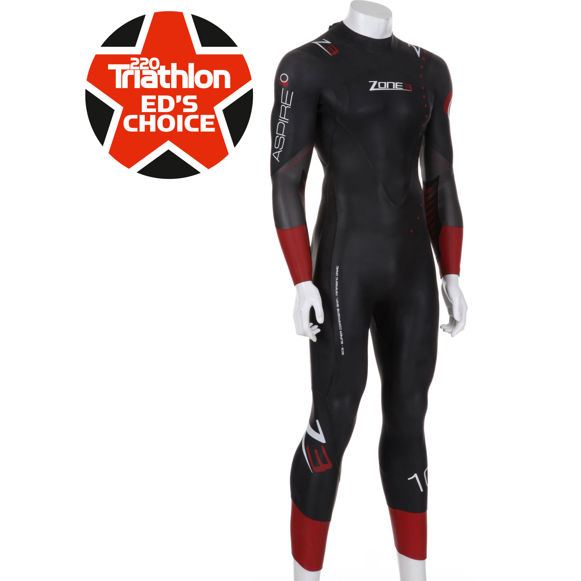 Wiggle | Zone3 Aspire Wetsuit - AW13 | Wetsuits