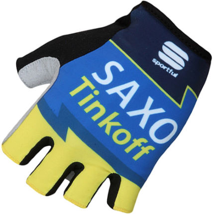 Sportful Team Saxo Tinkoff Race Gloves 2013