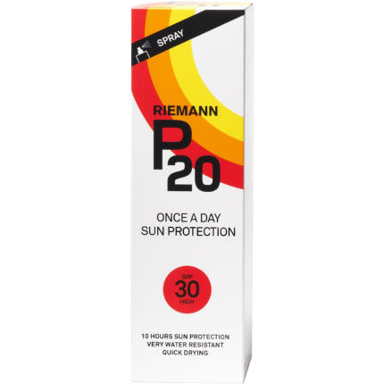 P20 Once a Day SPF30 Sun Protection Spray-(100ml)