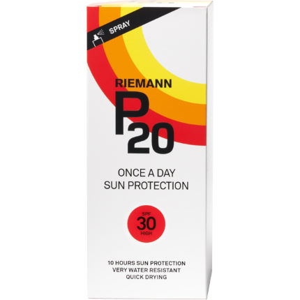 Riemann P20 Once a Day SPF30 Sun Protection - 200ml