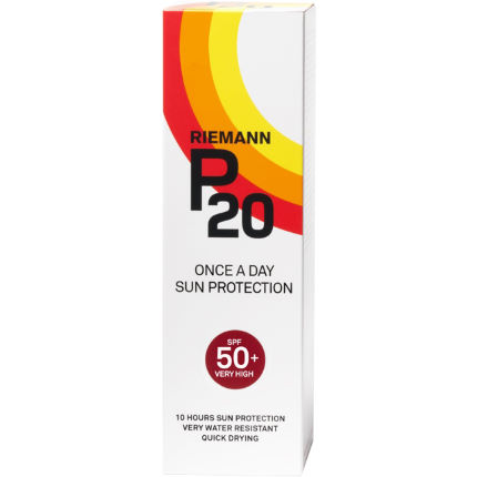Riemann P20 Once a Day SPF50 Plus Sun Protection - 100ml