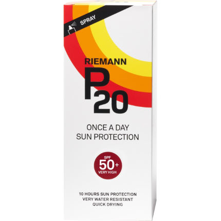 Riemann P20 Once a Day SPF50 Plus Sun Protection - 200ml