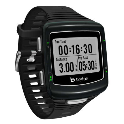 bryton Cardio 60H GPS Tri Sports Watch With HRM