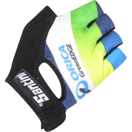 Santini Orica GreenEDGE Race Mitts - 2013
