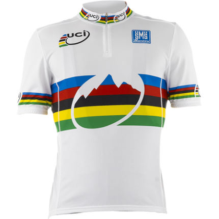 Santini - UCI World Champion MTB ジャージ - 2013
