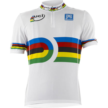 Santini - UCI World Champion Track ジャージ - 2013