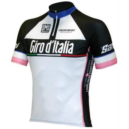 Santini - Kids Giro D Italia Leaders 半袖ジャージ