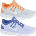 Nike Ladies Free 5.0+ Breathe Shoes