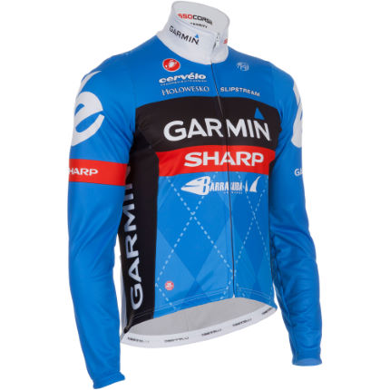 Castelli - Garmin Sharp Windstopper ジャケット