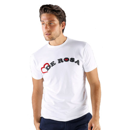 De Rosa - Embroidered 半袖Tシャツ