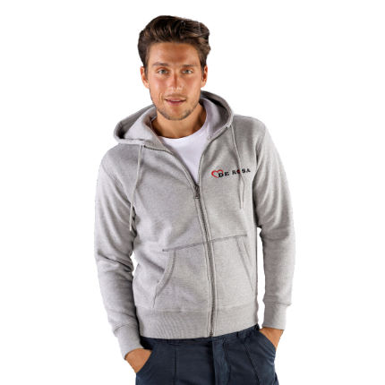 De Rosa Cotton Hoody Jacket