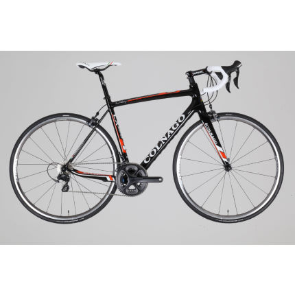 Colnago CX-Zero Black/Orange Ultegra 11 2014