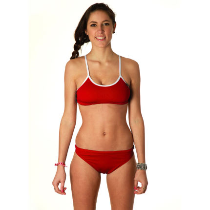 Z3R0D Women's 2 Piece Training Swimsuit SS14