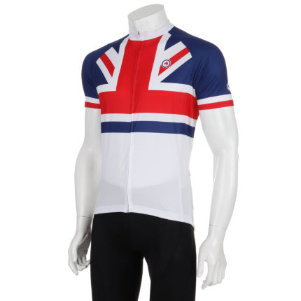Milltag Wiggle Exclusive Great Britain SS Jersey