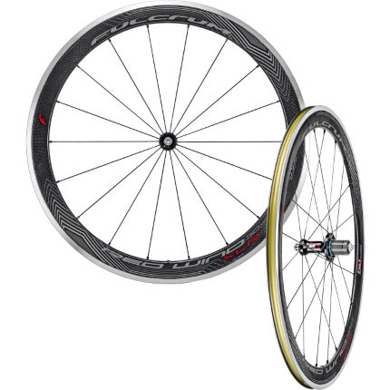 Set di ruote Red Wind 50 XLR (CULT) clincher - Fulcrum
