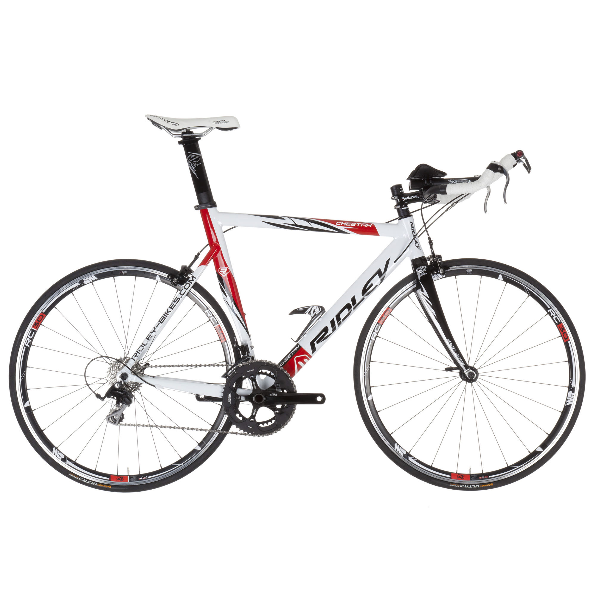 Wiggle Ridley Cheetah Special Edition Time Trial Bikes