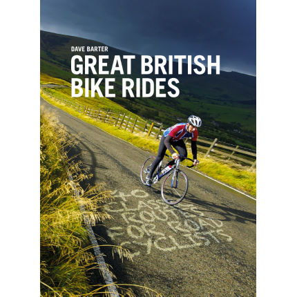 Cordee Great British Bike Rides (engelsk)
