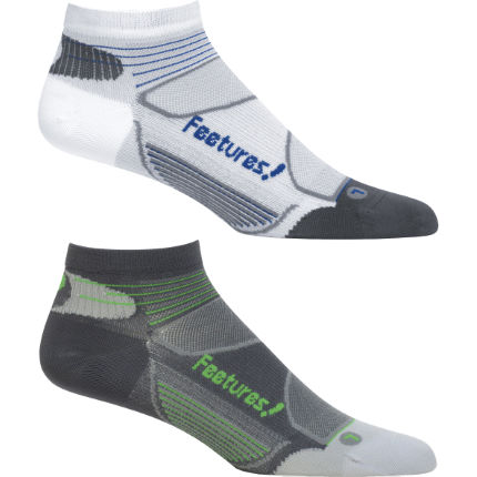Feetures Elite Ultra Light Low Cut Socks