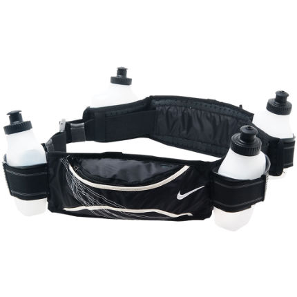 Nike Lightweight Hydration Belt 4 Bottle 2013
