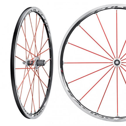 Fulcrum Racing Zero Red Passion Clincher Wheelset 2014
