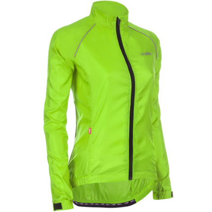 dhb Women's Mono Fluoro Waterproof Jacket
