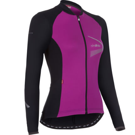 dhb Ladies Windslam Long Sleeve Jersey