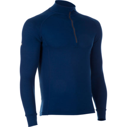 dhb Merino Zip Neck Base Layer