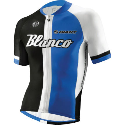 Giant Blanco Team Replica Jersey - 2013