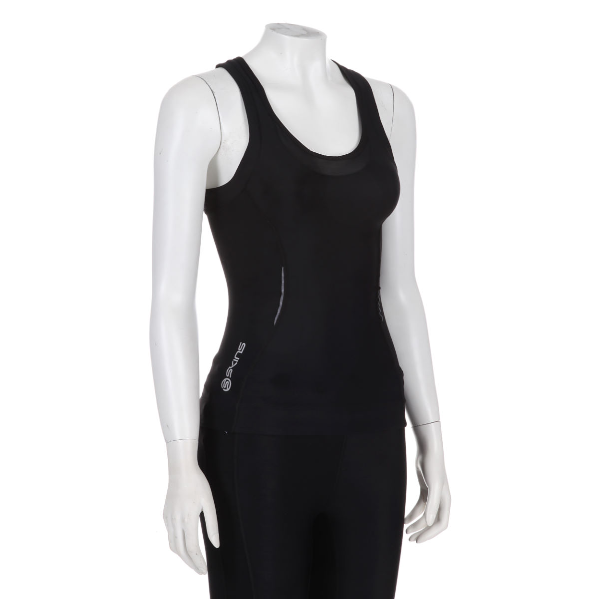 SKINS Womens A200 Racerback Top   Compression Base Layers