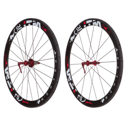 ITM Aero Pathom 5.0 Carbon tubular Wheelset