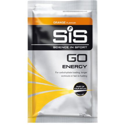 Science in Sport - GO Energydrinkpulver Portionsbeutel 18 x à 50 g