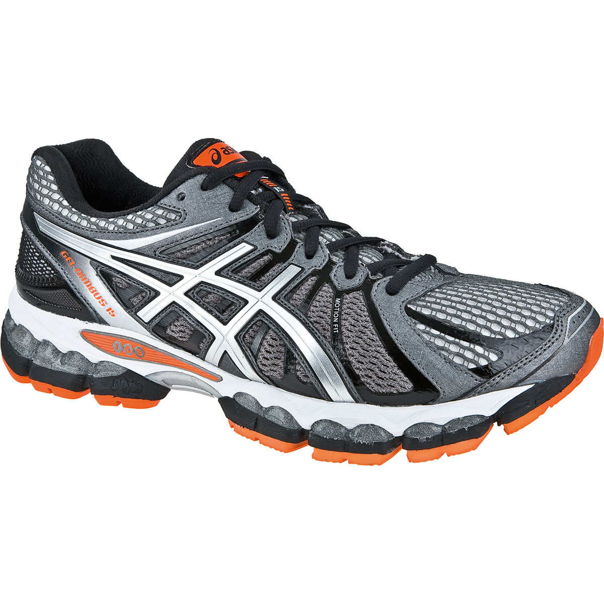 asics gel nimbus 15 schuhe weite passform 4e h w 13 laufschuhe ged mpft wiggle. Black Bedroom Furniture Sets. Home Design Ideas
