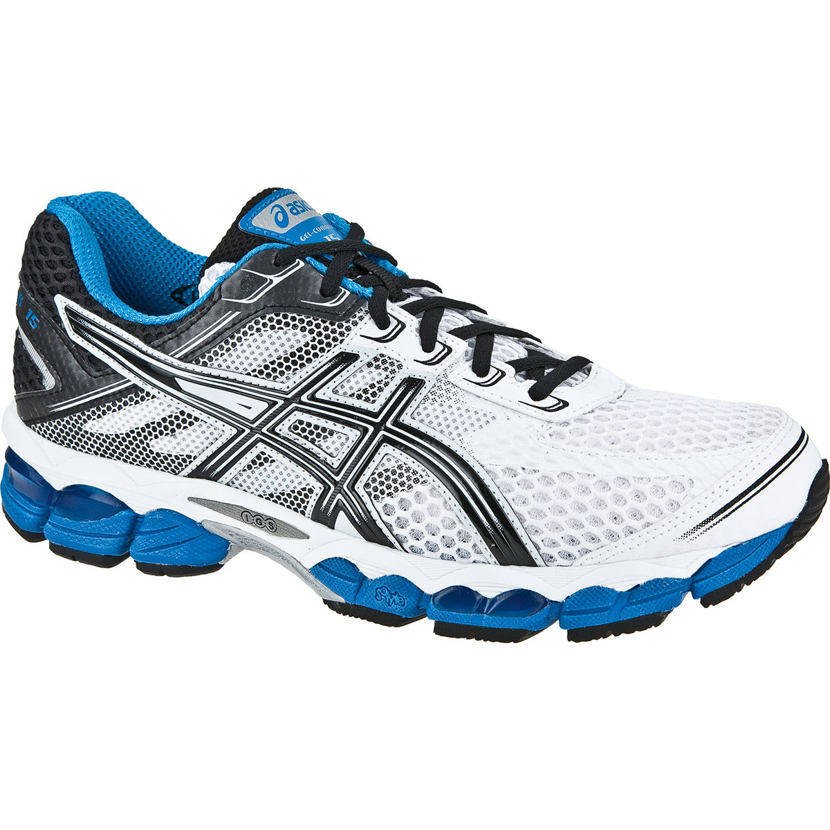 chaussures de running amorties asics gel cumulus 15 shoes aw13 wiggle france. Black Bedroom Furniture Sets. Home Design Ideas