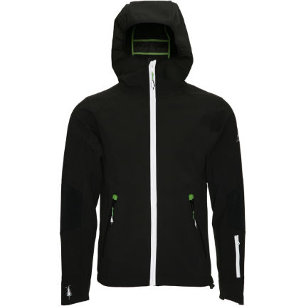 Intrepid Apparel Ultimate MTB Softshell Jacket