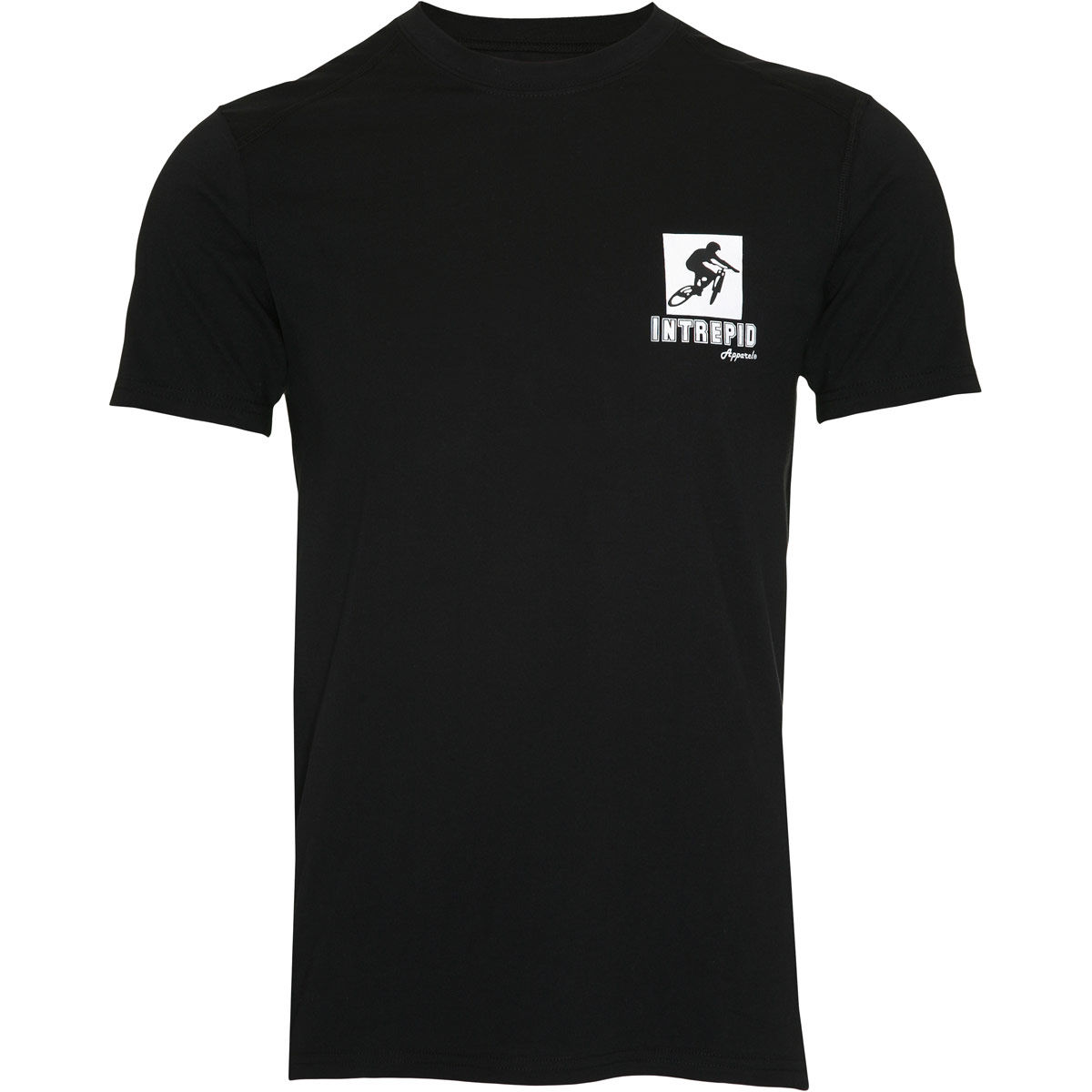 wiggle intrepid apparel retro logo t shirt t shirts