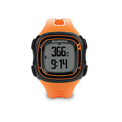 Wiggle garmin forerunner 10 gps running watch orange watches for Watches garmin