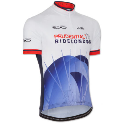 dhb Prudential RideLondon Short Sleeve Cycling Jersey