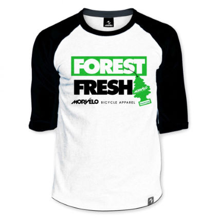 Morvelo - Forest Fresh Remix Tシャツ