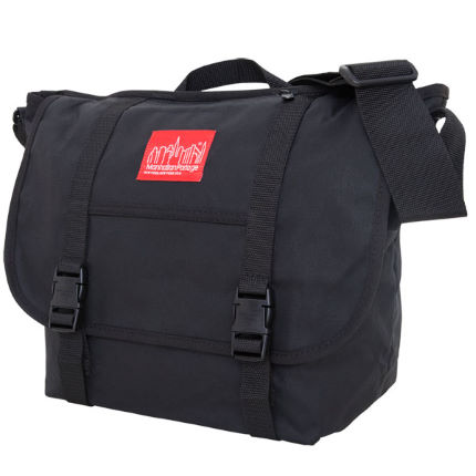 Manhattan Portage Wax Canvas Messenger Bag