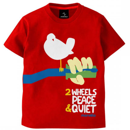 Morvelo Kids Woodstock T-shirt