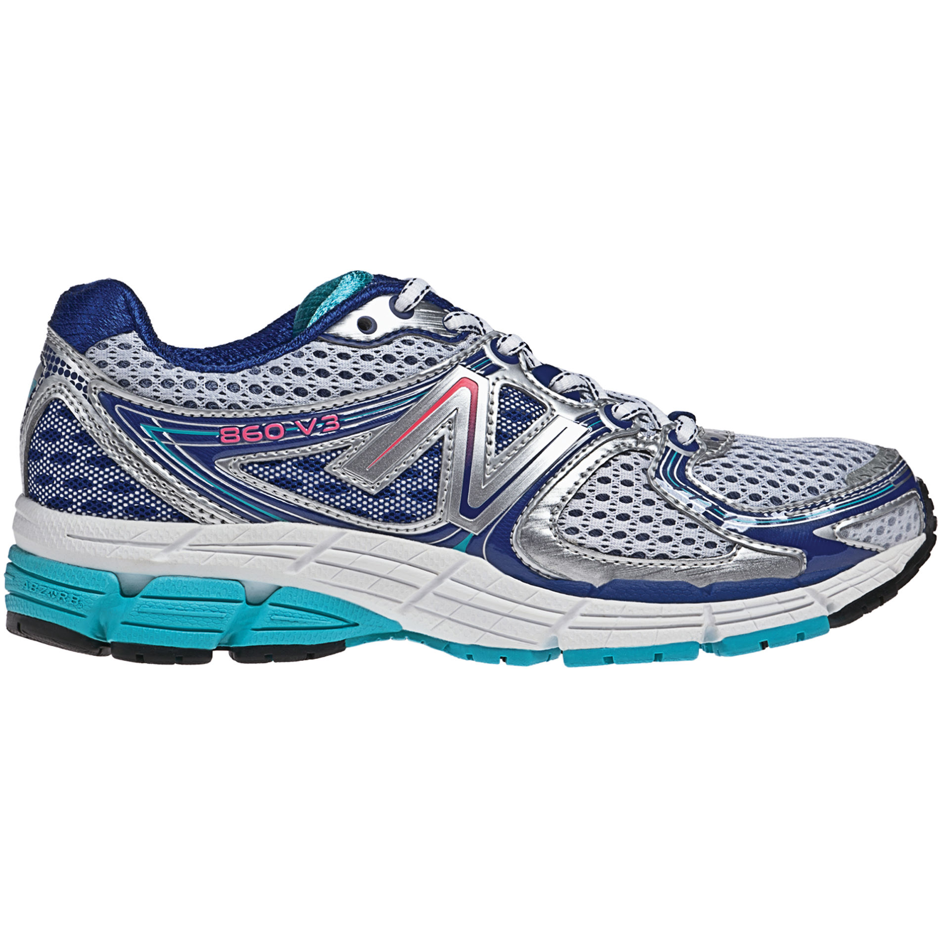 New Balance W Ladies Running Shoes Stability