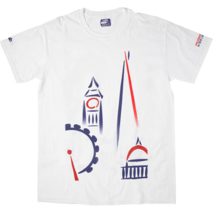 dhb Prudential RideLondon Skyline T-Shirt