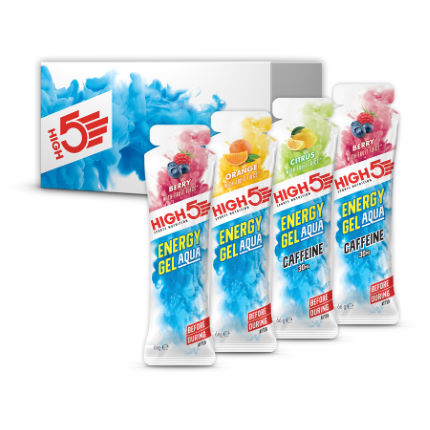 High5 IsoGel Mixed Flavour - (25 x 60g)