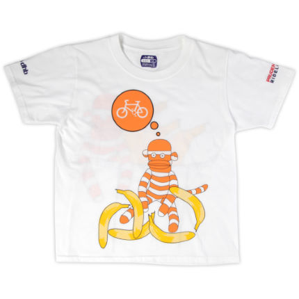 dhb Kids Prudential RideLondon Monkey T-Shirt