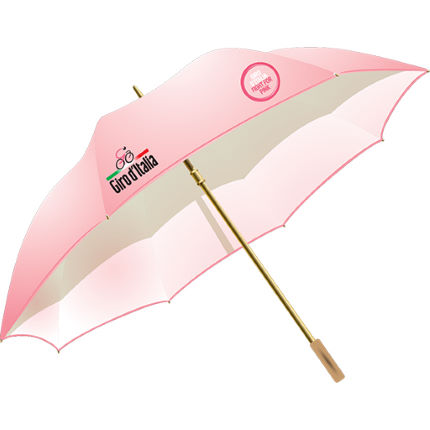 Giro d Italia Luxury Pink Umbrella