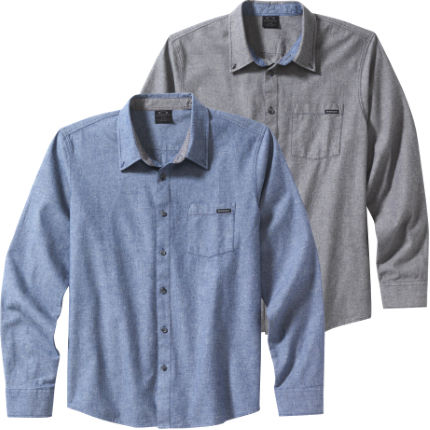 Oakley Sulter Woven Shirt
