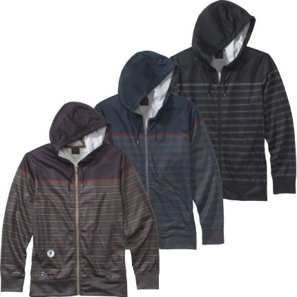 Oakley Sumter Zip Through Hoody