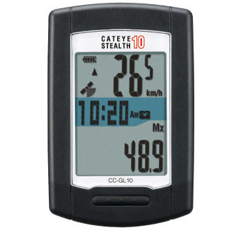 Picture of Cateye Stealth 10 GPS Computer