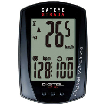 Picture of Cateye Strada Digital Wireless With Speed/Cadance Sensor