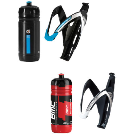 Elite Corsa Team Bottle With Custom Race Cage